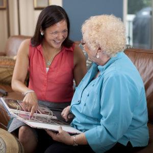 touching hearts senior care franchise