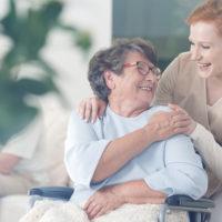Touching Hearts Franchise senior care